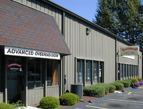 Advanced Overhead Door Storefront